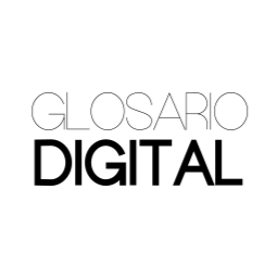 Logotipo Glosario Digital
